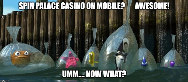 Mobile Slots and More at Mermaid s Palace Casino